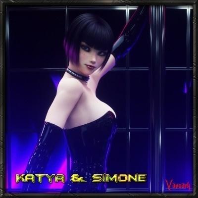 Vaesark – CGS12 – Katya and Simone (60 Pics)