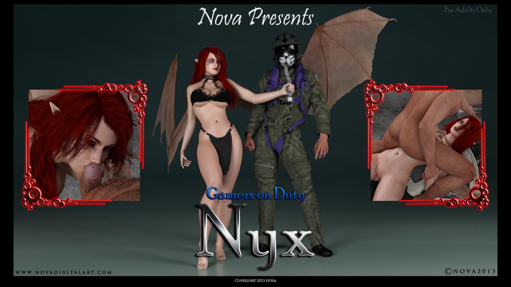 NovaDigitalArt – Nyx by Nova (63 Pics)