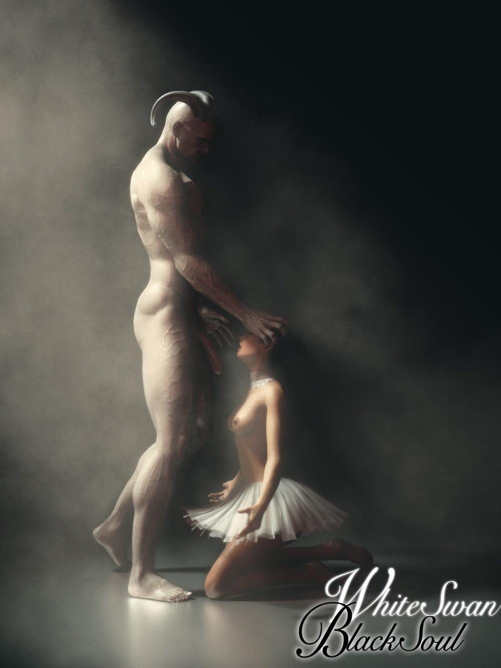 Tales of Pleasure – White Swan Black Soul (32 Pics)