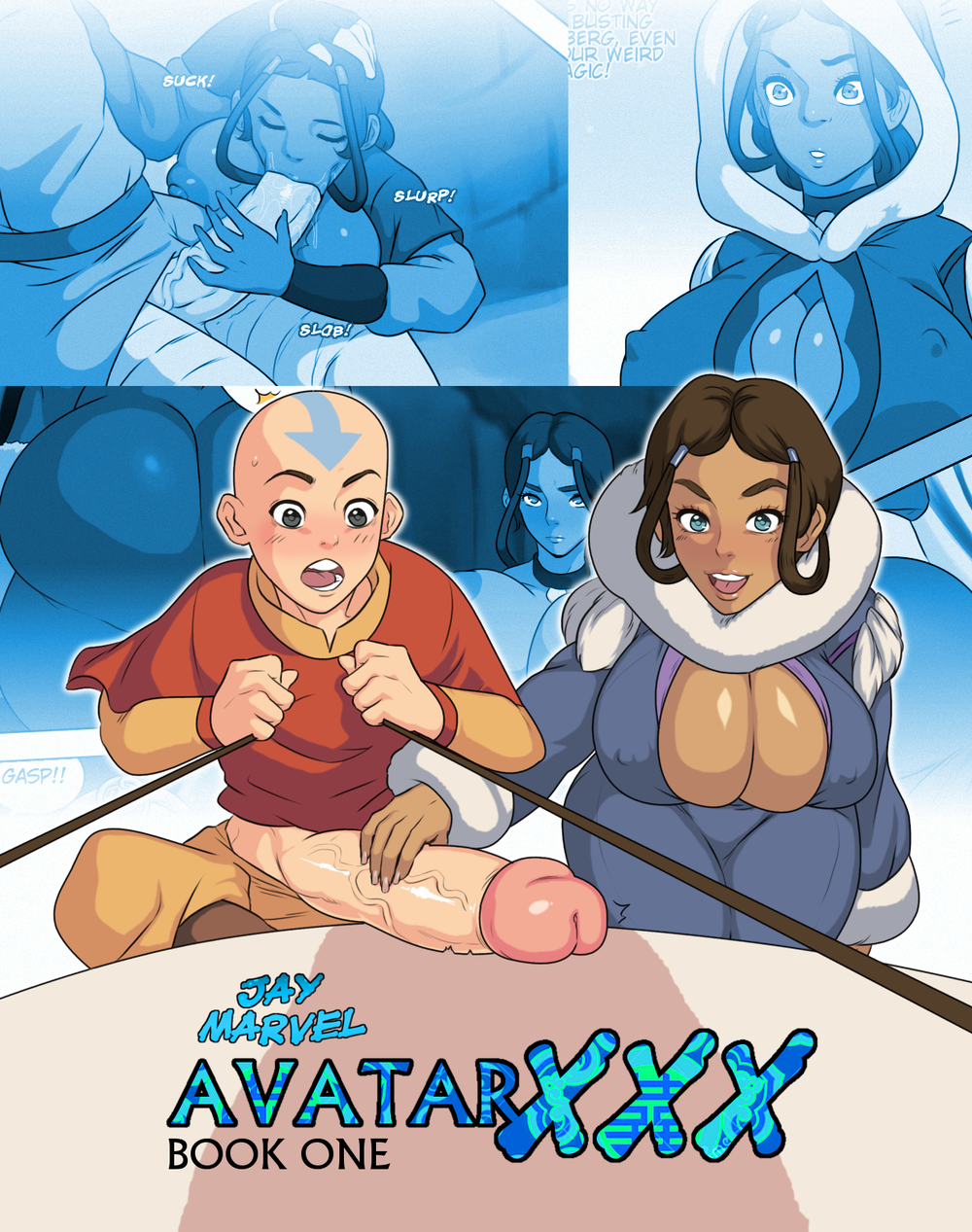 Avatar XXX Book One