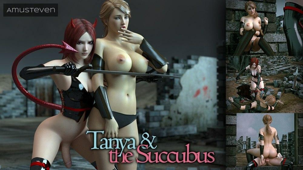 Amusteven – Tanya аnd The Succubus (82 Pics)