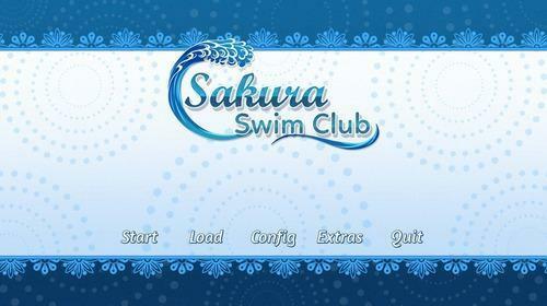 DenpaSoft – Sakura Swim Club game eng