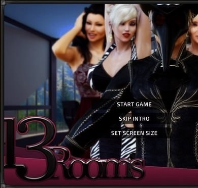 Sexandglory – 13 Rooms (Eng) 2015