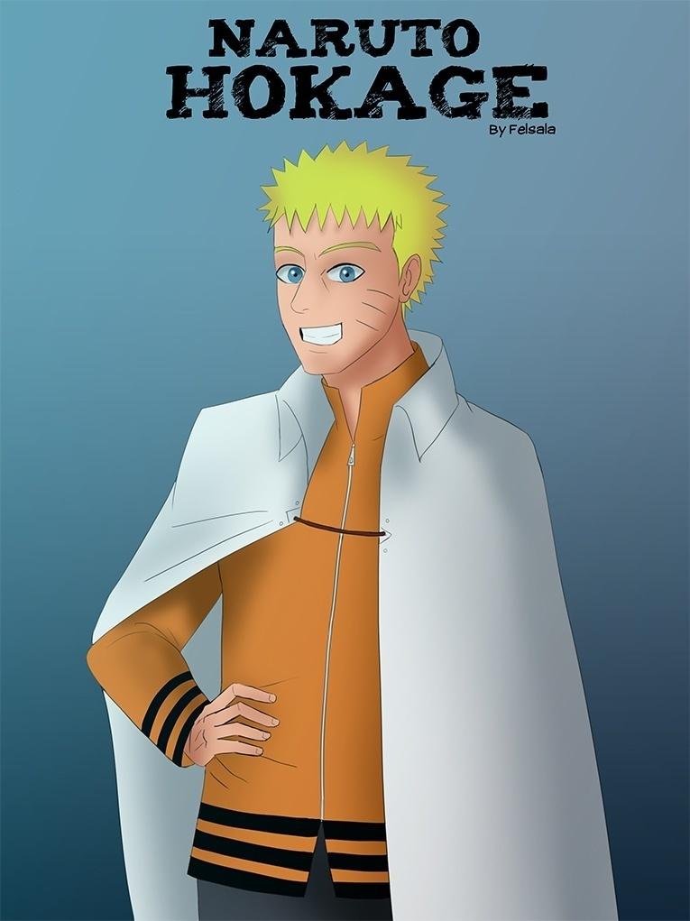 Naruto Hokage [English]