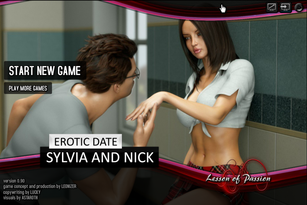 xxx hot dating games