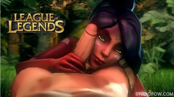 STUDIOFOW – NIDALEE: QUEEN OF THE JUNGLE