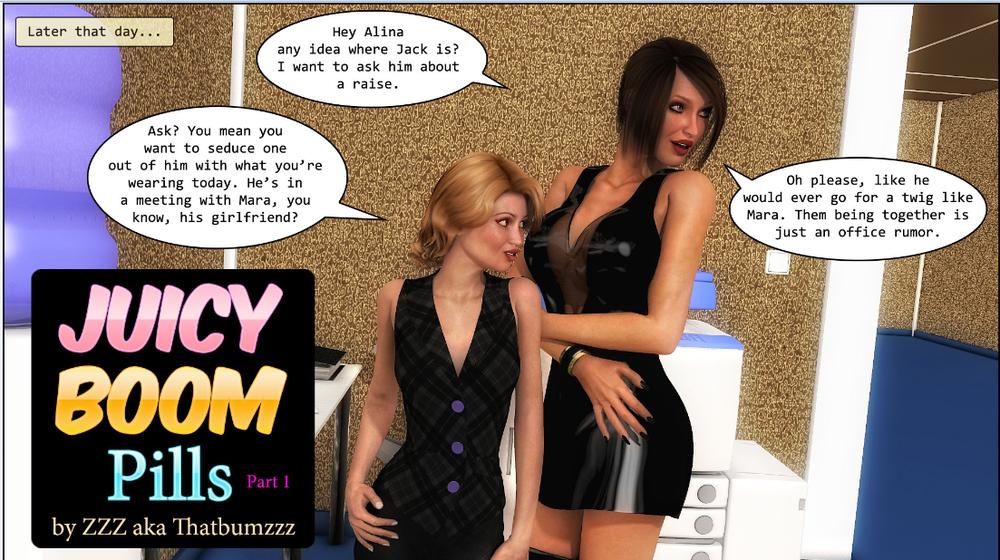 ZZZ – JUICY BOOM PILLS PART1