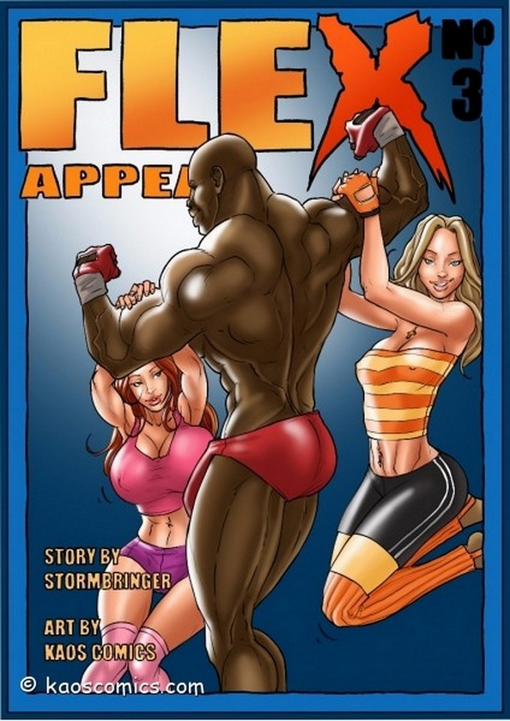 I Love Your Big Black Cock Kaos Comics At Interracial