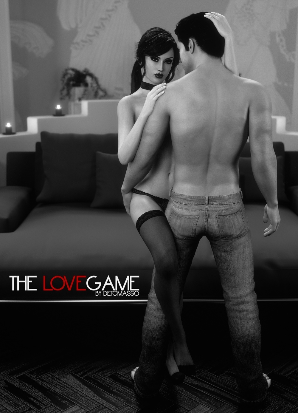 THE LOVE GAME BY DETOMASSO