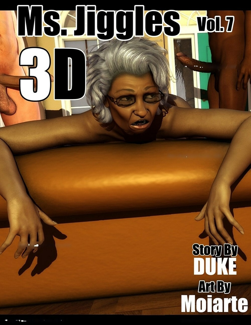 Duke honey Ms Jiggles 3D -7