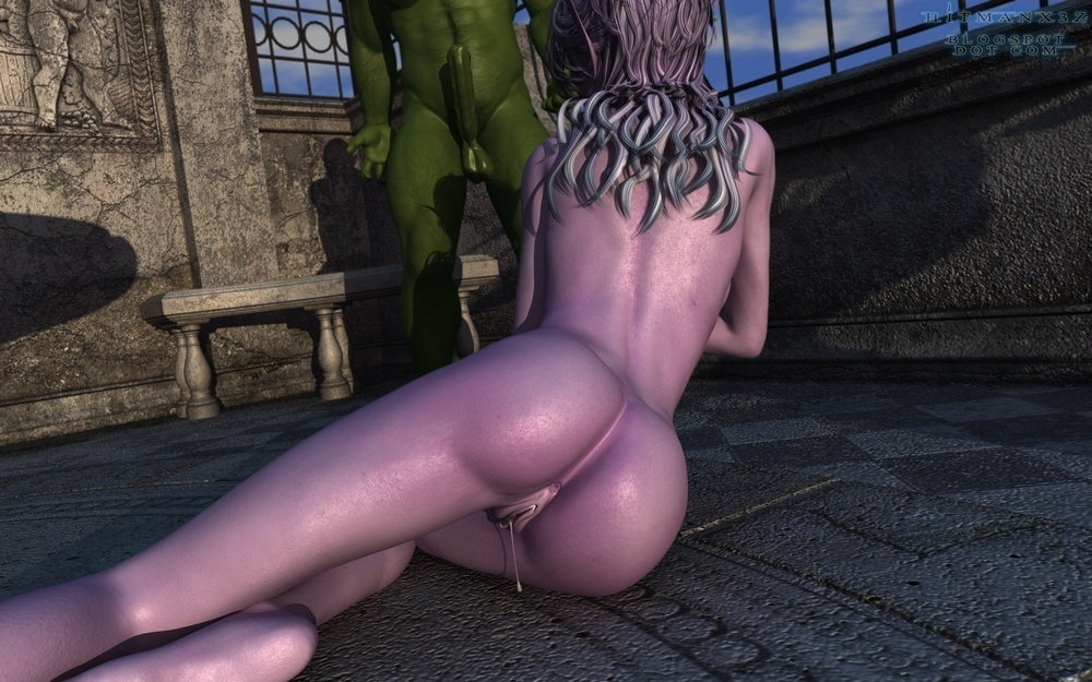 3D Character Porn hitman x3z collection other side 3d - pornplaybb