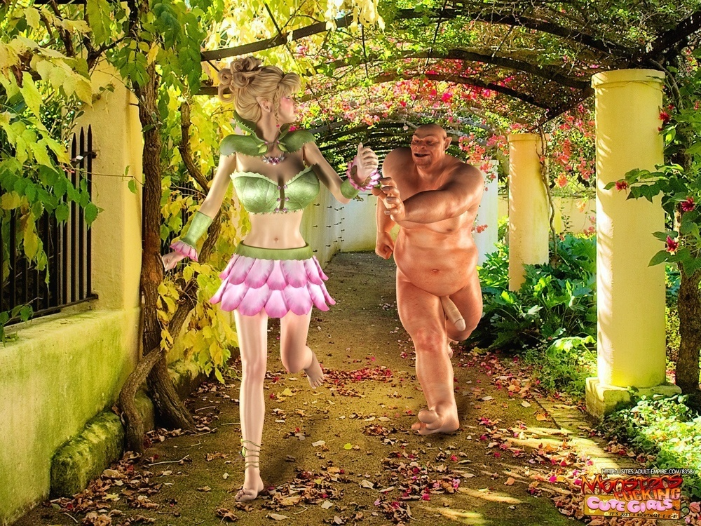 MONSTER FUCKING CUTE GIRLS – GARDEN PATH BY ADULTEMPIRE