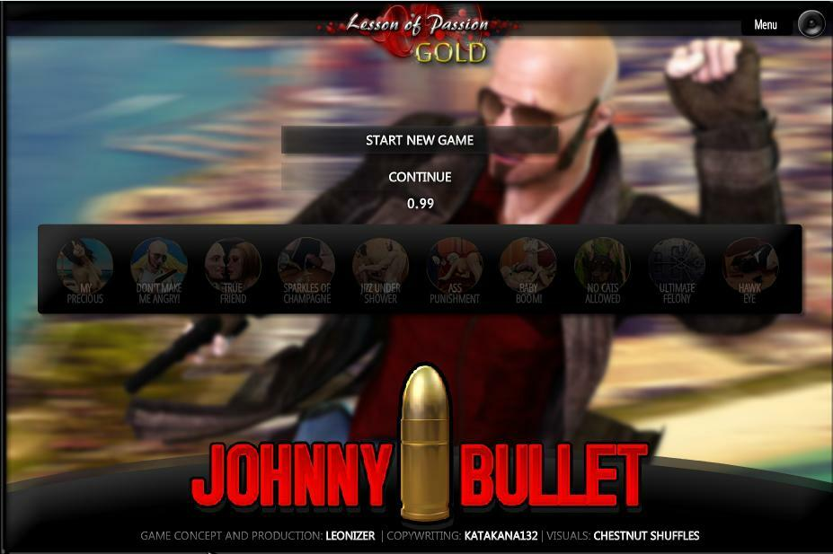 LOP GOLD – JOHNNY BULLET