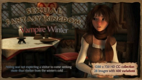 SEXUAL FANTASY KINGDOM VAMPIRE WINTER