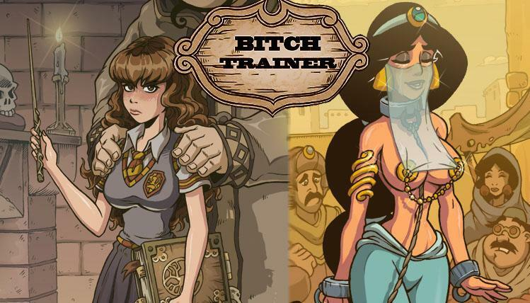 TRAINERFAN – BITCH TRAINER (WITCH TRAINER+PRINCESS TRAINER) + SILVER EDITION BETA