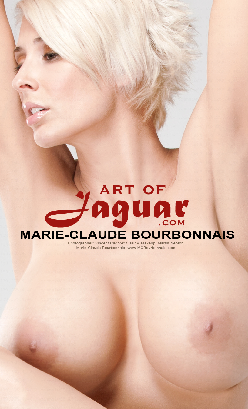 MARIE CLAUDE BOURBONNAIS FROM JAGUAR AND ZZOMP