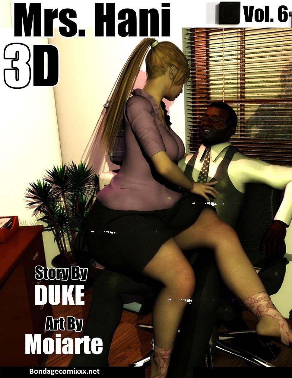 DUKEHARDCOREHONEYS – MRS HANI 3D PART 6
