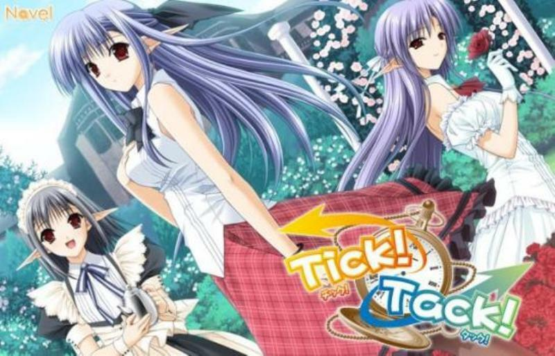 Tiсk! Tасk! + Update 1.01 + Crack [English] [MangaGamer]
