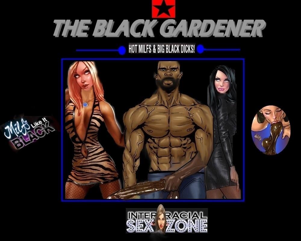 THE BLACK GARDENER 2