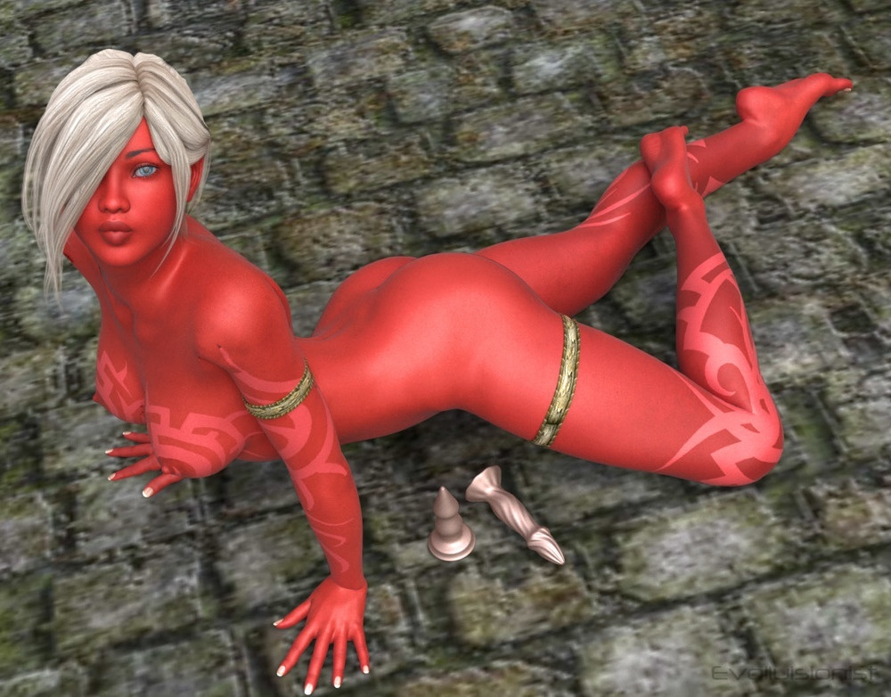 INTRIGUE3D – LIR – SEXY DEVIL