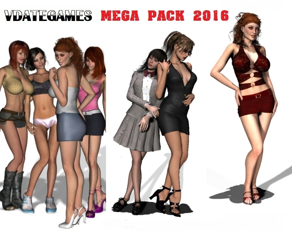 Vdategames Mega Pack 2016 [English]