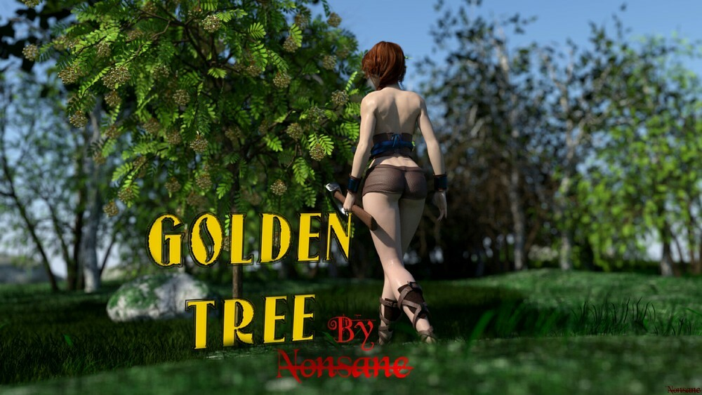 NONSANE – GOLDEN TREE