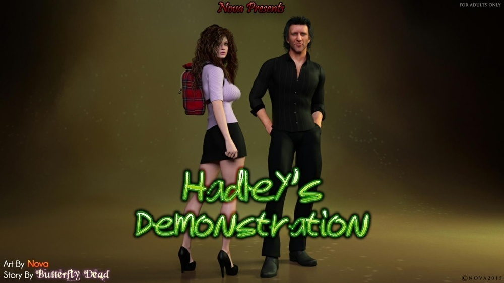 NOVA – HADLEY'S DEMONSTRATION