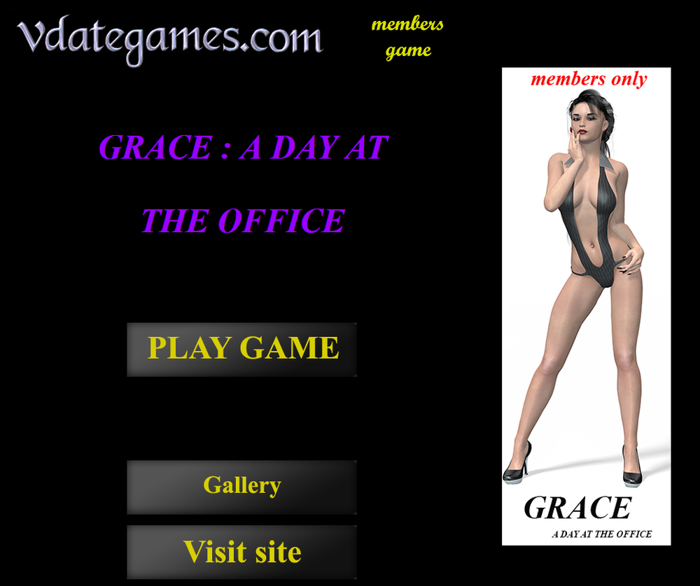 [VdateGames] Grace – A Day at the Office [2016]