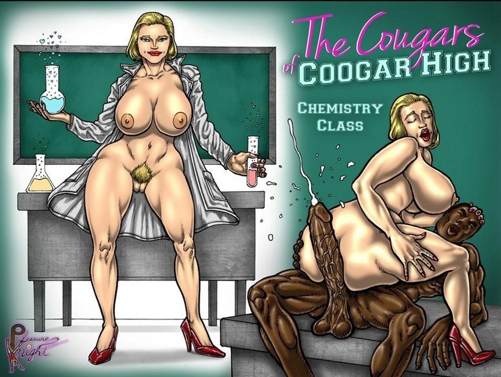 PLEASURENIGHT – THE COOGARS OF COOGAR HIGH
