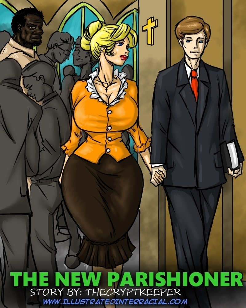 illustratedinterracial – The New Parishioner [Update] [2 NEW]