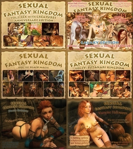 GALAXYPINK Full collection Of Games Sexual Fantasy Kingdom