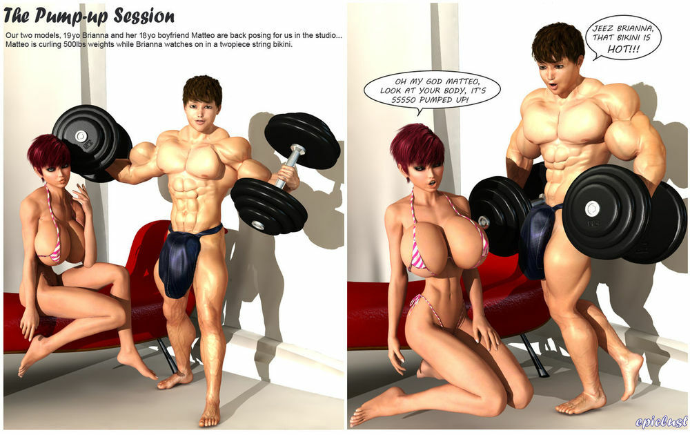 EpicLust – The Pump-up Session