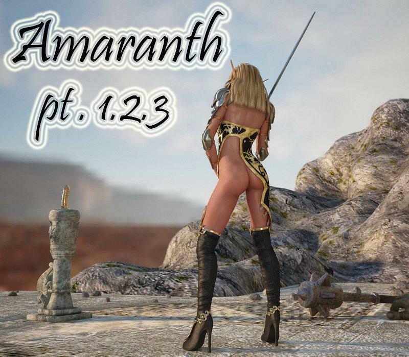 Amaranth part 1,2,3