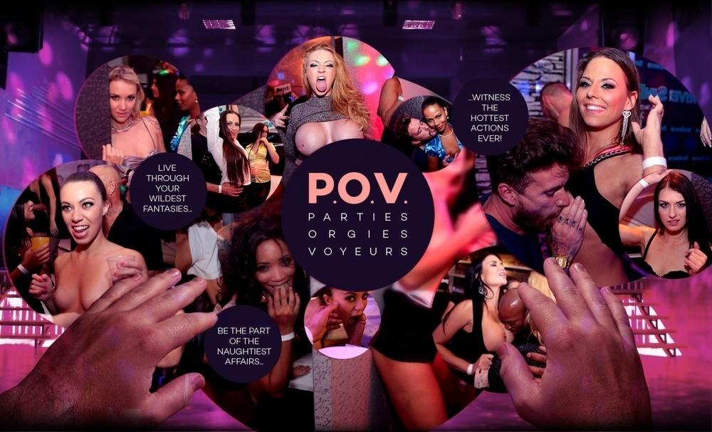 Parties, Orgies, Voyeurs