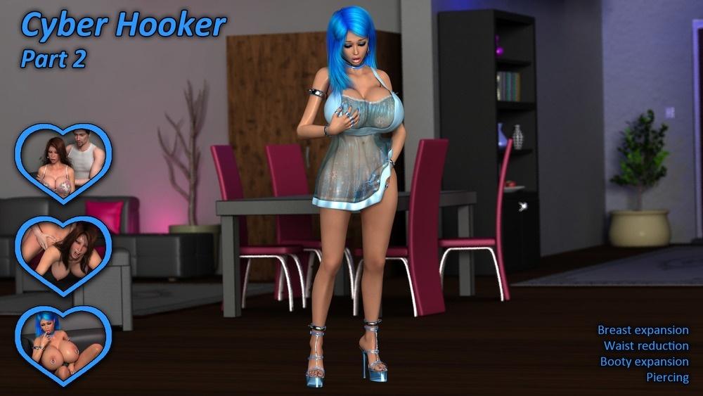 Cyber Hooker – Part 2