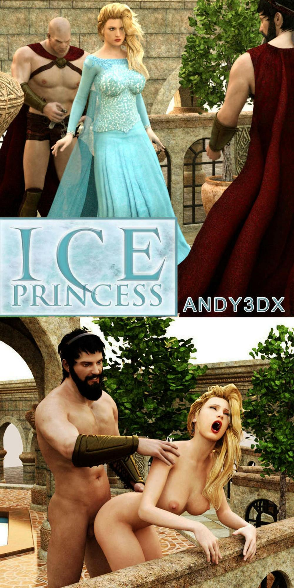 Andy3DX – Ice Princess