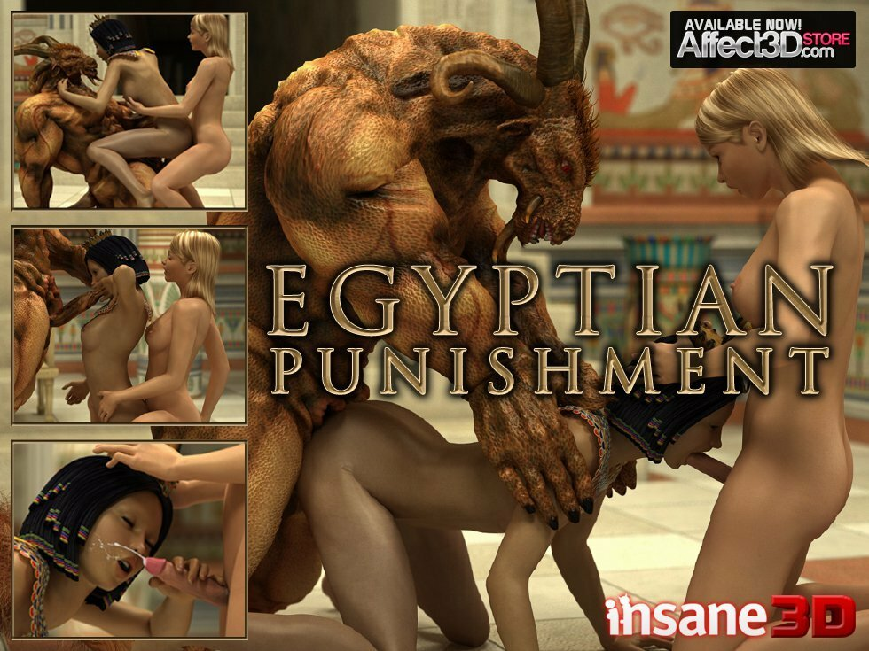 Insane3D – Egyptian Punishment