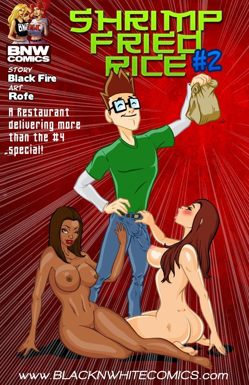 BlackNWhitecomics – Shrimp Fried Rice 2 [Complete] [2 NEW]
