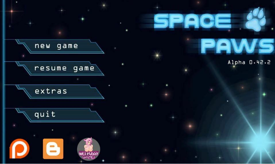 Space Paws – Version: 0.42.2