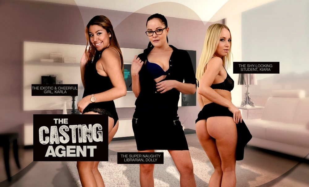 The Casting Agent