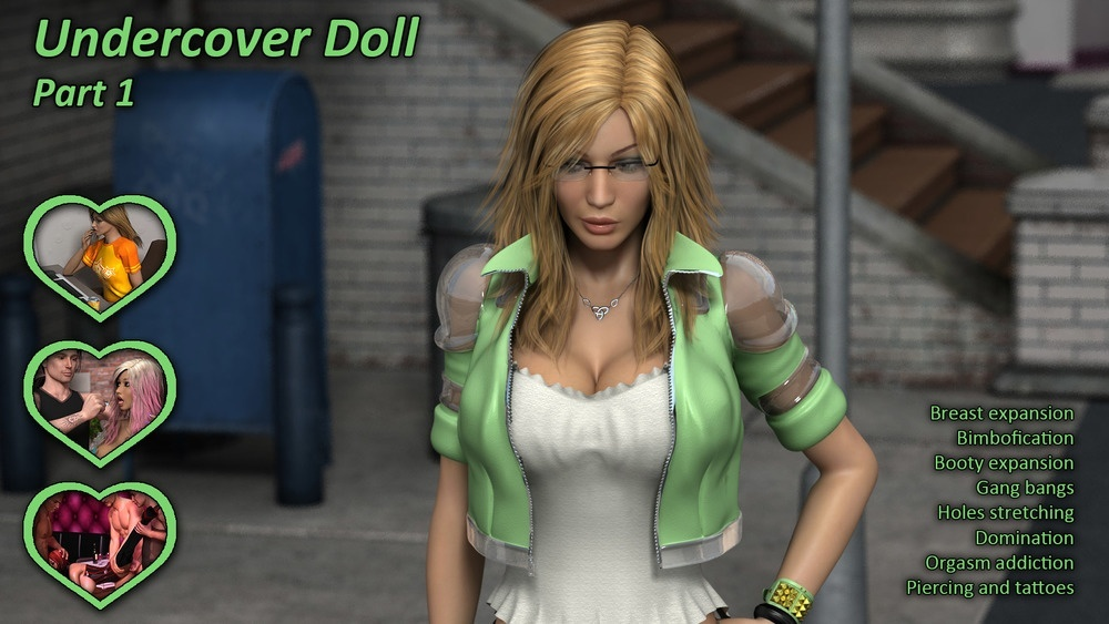 Zych – Undercover Doll – Part 1