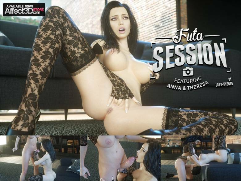 Futa Session Featuring Anna & Theresa