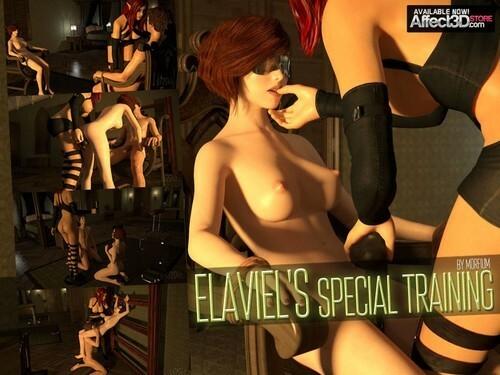 Morfium – Elaviel's Special Training