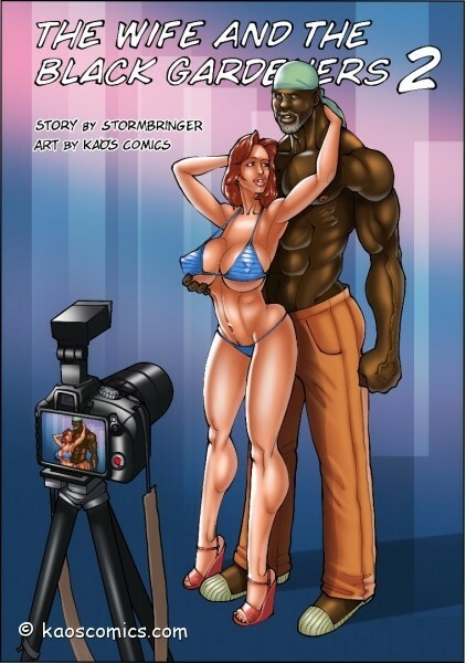 Kaos – THE Wife And The Black Gardeners 2 [Complete]