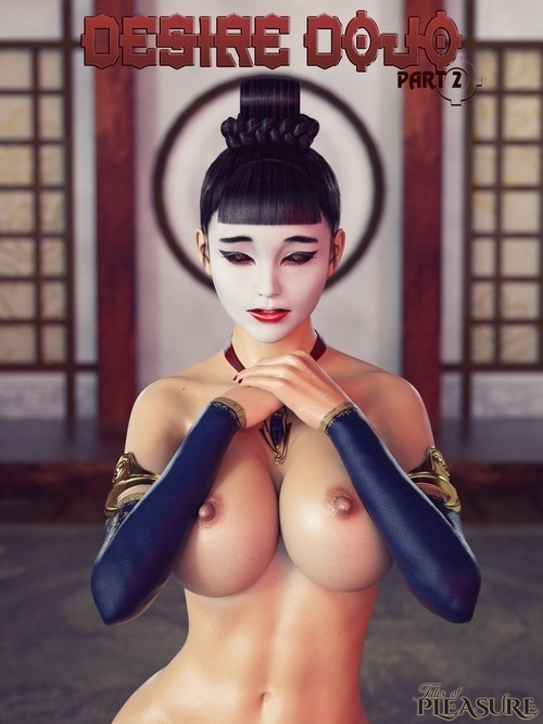 Tales of Pleasure – Desire Dojo – Part 2