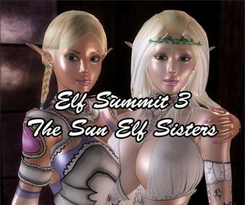 Elf Summit 3. The Sun Elf Sisters