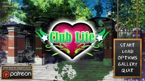 [MangaGamer] Club Life, Version 1.02