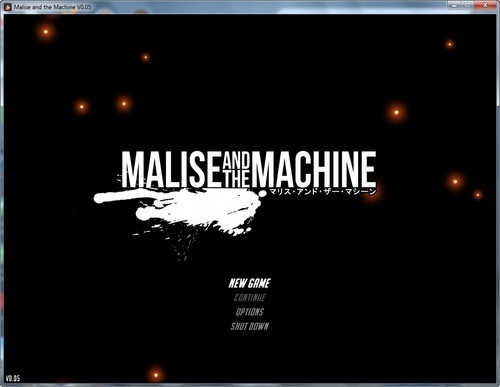Malise and the Machine – Version 0.03 + 0.05 [Update]
