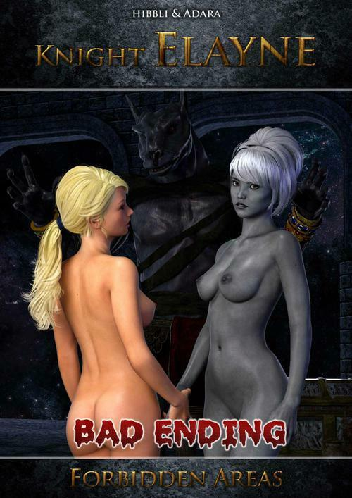 Hibbli3D – Knight Elayne – Forbidden Areas – Bad Ending