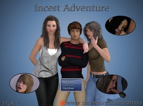 Incest Adventure – Version 0.6.2 [Update]